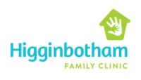 Higginbotham Family Clinic Logo